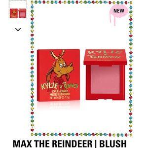 Kylie x Grinch Max the Reindeer Blush
